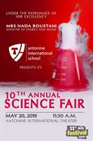 11th Annual Science Fair